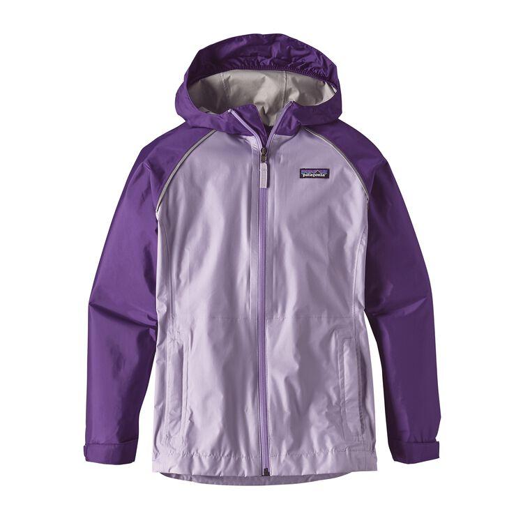 ガールズ・トレントシェル・ジャケット, Petoskey Purple (PSKP)