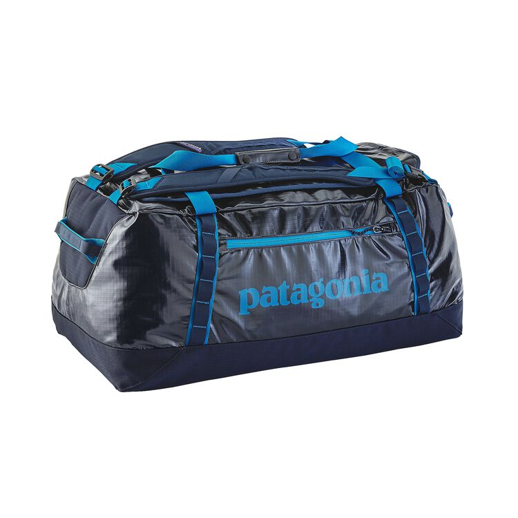 BLACK HOLE DUFFEL 90L, Navy Blue (NVYB)