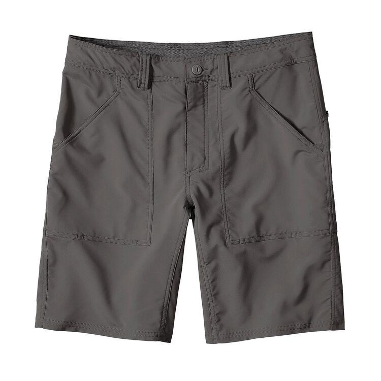 メンズ・ベルグラノ・ショーツ(股下25cm), Forge Grey (FGE)