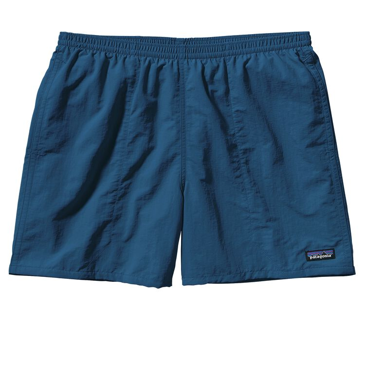 M'S BAGGIES SHORTS - 5 IN., Glass Blue (GLSB)