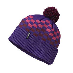 キッズ・パウダー・タウン・ビーニー, Digital Stripe: Concord Purple (DHCP)
