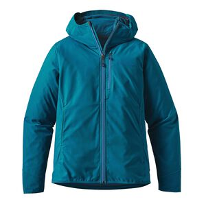 M's Levitation Hoody, Big Sur Blue (BSRB)