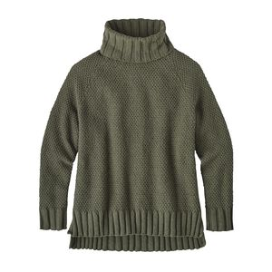 W's Off Country Turtleneck, Industrial Green (INDG)