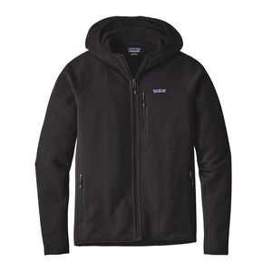 M's Performance Better Sweater™ Fleece Hoody, Black (BLK)