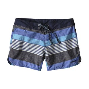 "W's Wavefarer™ Board Shorts - 5"", Fitz Stripe Texture: Viking Blue (FZVB)"