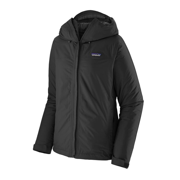 W'S INSULATED TORRENTSHELL JKT, Black (BLK)