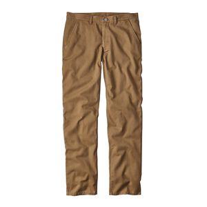 M's Clean Color Pants, Clean Citrus Brown (CTSB)