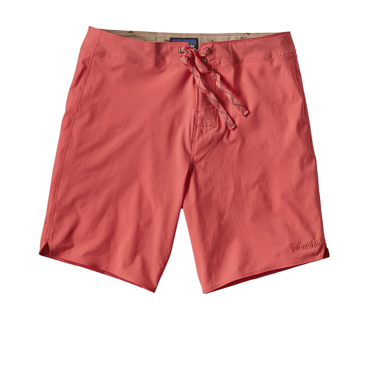 M'S LIGHT AND VARIABLE BOARD SHORTS - 18, Spiced Coral (SPCL)
