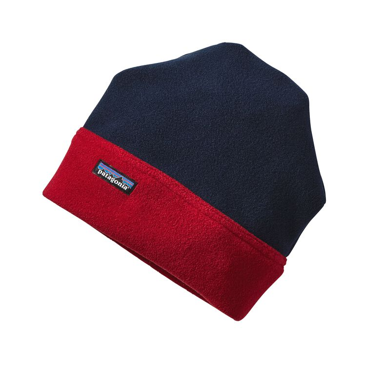 SYNCH ALPINE HAT, Navy Blue w/Raspen Red (NBRA)