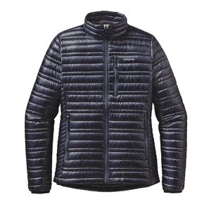 W's Ultralight Down Jacket, Navy Blue w/Navy Blue (NVNV)