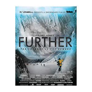 『FURTHER』DVD/日本語字幕版, none (none-000)