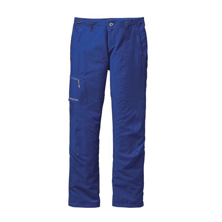 W'S SIMUL ALPINE PANTS, Harvest Moon Blue (HMB)