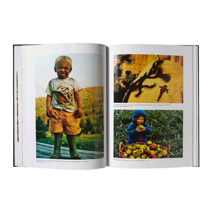 Unexpected: 30 Years of Patagonia Catalog Photography (Patagonia Books' hardcover book),