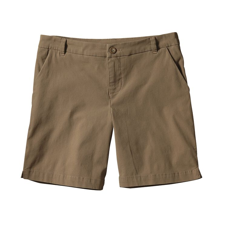 W'S STRETCH ALL-WEAR SHORTS, Ash Tan (ASHT)