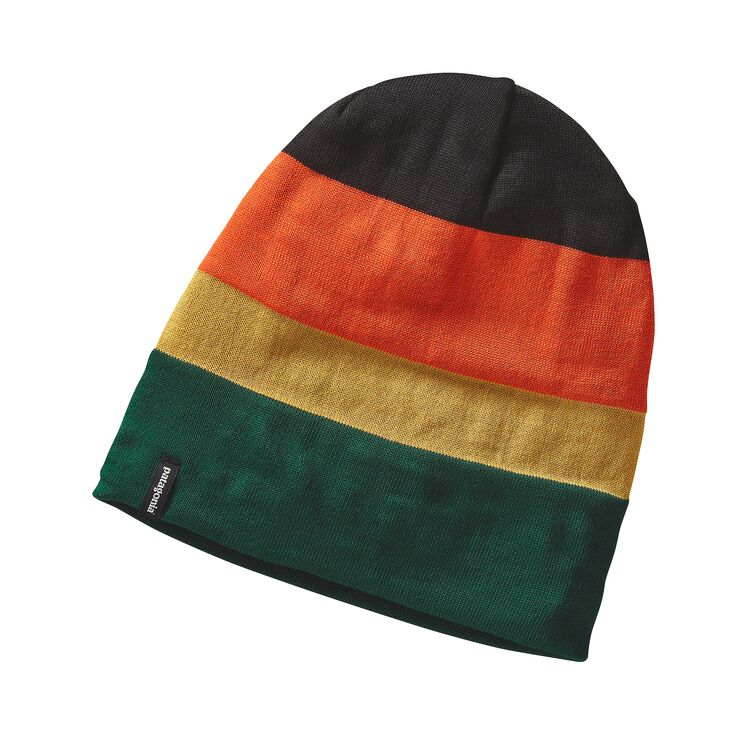 SLOPESTYLE BEANIE, Huck Stripe: Legend Green (HULG)