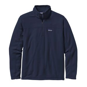 M's Micro D™ Pullover, Navy Blue (NVYB)