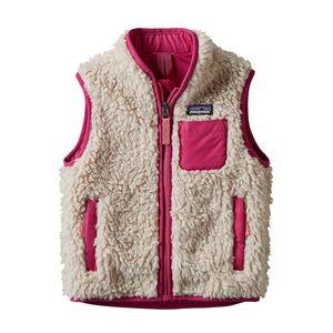 ベビー・レトロX・ベスト, Natural w/Craft Pink (NTCP)