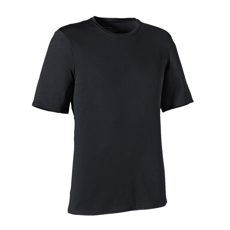 M'S CAP DAILY T-SHIRT, Black (BLK)