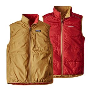 M's Reversible Crankset Vest, Oaks Brown (OKSB)