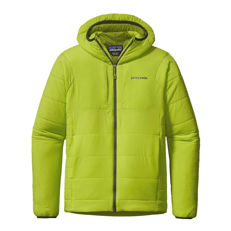 M'S NANO-AIR HOODY, Peppergrass Green (PSS)