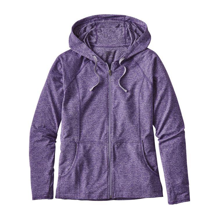 ウィメンズ・シーブルック・フーディ, Purple (PUR)