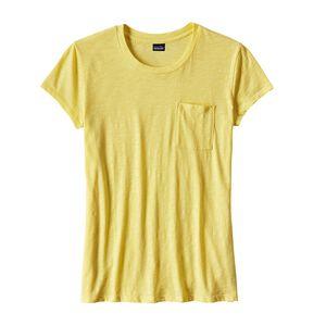 ウィメンズ・メインステイ・ティー, Yoke Yellow (YKYW)