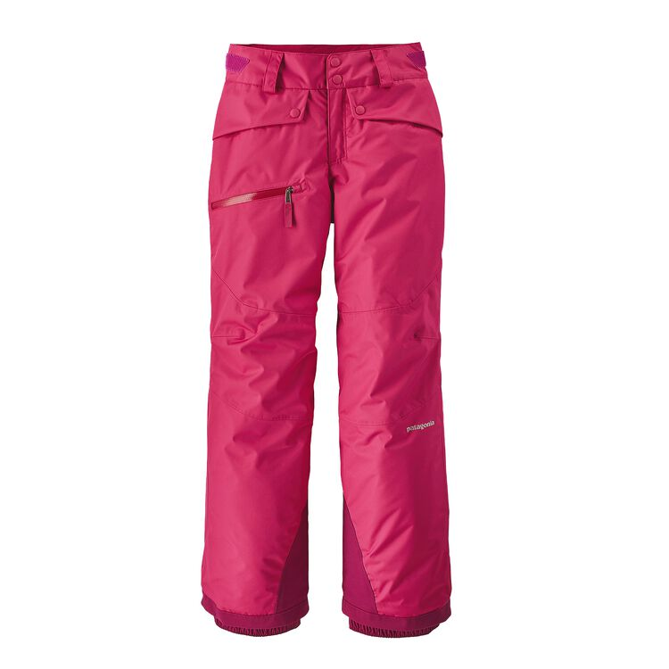 GIRLS' SNOWBELLE PANTS, Craft Pink (CFTP)