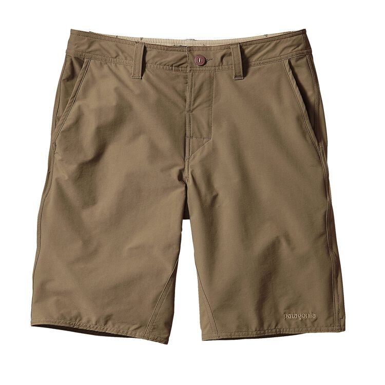 M'S STRETCH WAVEFARER WALK SHORTS - 20 I, Ash Tan (ASHT)