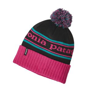 Powder Town Beanie, Park Stripe: Craft Pink (PCRP)