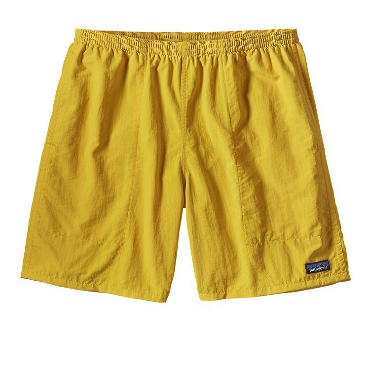 メンズ・バギーズ・ロング(股下18cm), Chromatic Yellow (CYL)
