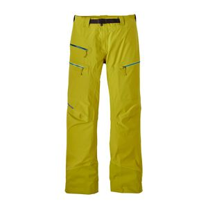 W'S DESCENSIONIST PANTS, Fluid Green (FLGR)