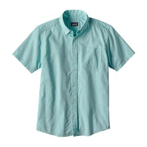 M's Lightweight Bluffside Shirt, Chambray: Cuban Blue (CCUB)