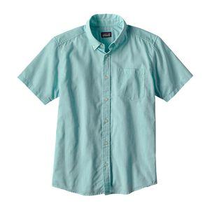 M's Lightweight Bluffside Shirt, Chambray: Cuban Blue (CCUB)