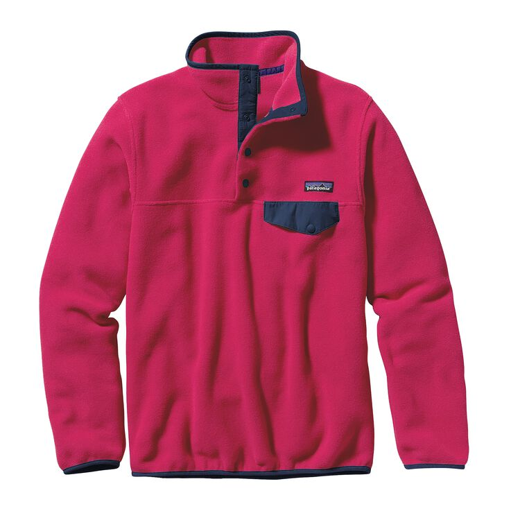 ウィメンズ・ライトウェイト・シンチラ・スナップT・プルオーバー, Craft Pink (CFTP)