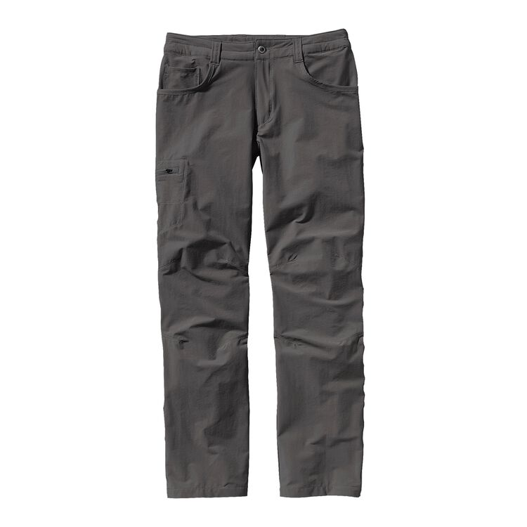 M'S QUANDARY PANTS - SHORT, Forge Grey (FGE)