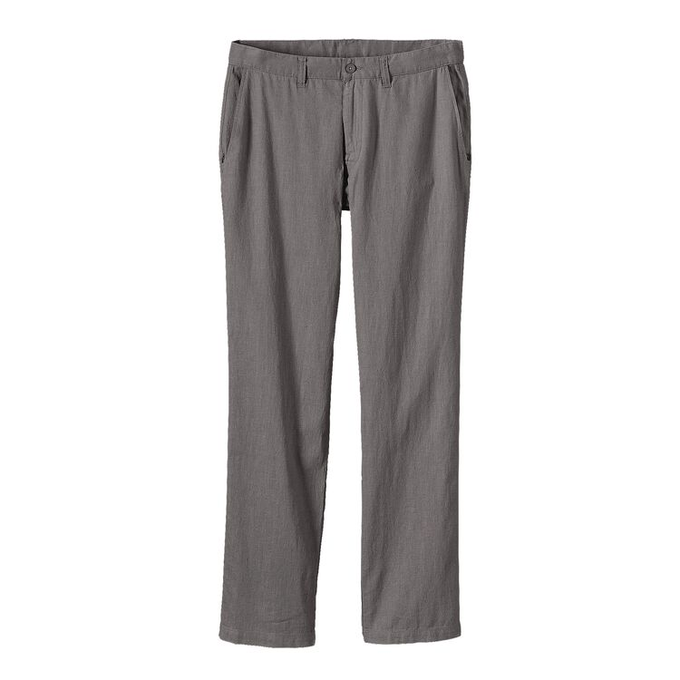 M'S REGULAR FIT BACK STEP PANTS  - REG, Feather Grey (FEA)