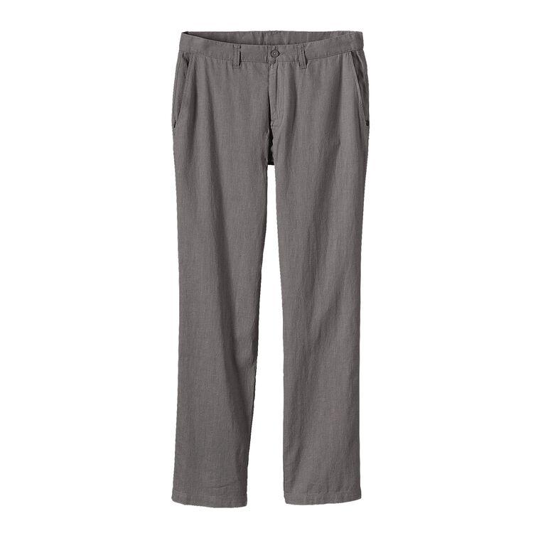 M'S REGULAR FIT BACK STEP PANTS  - REG, Feather Grey (FEA)