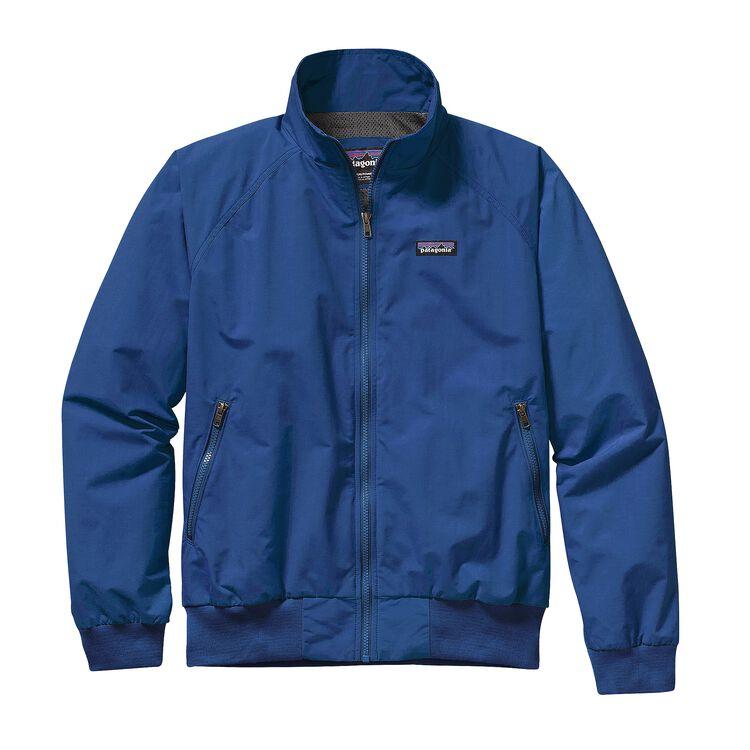 メンズ・バギーズ・ジャケット, Superior Blue (SPRB)