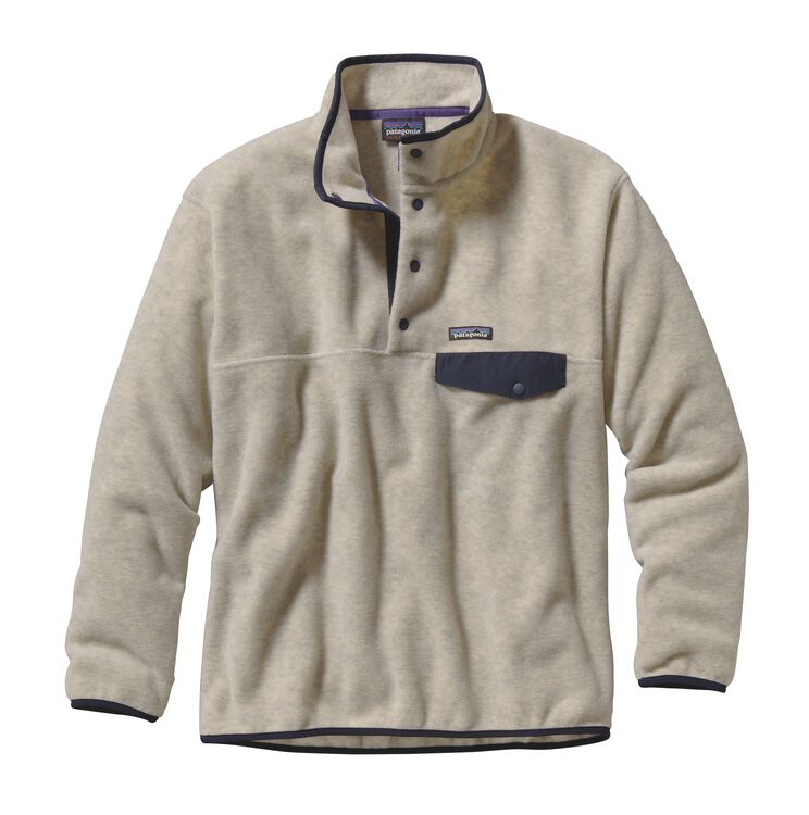 M'S SYNCH SNAP-T P/O, Oatmeal Heather (OAT)