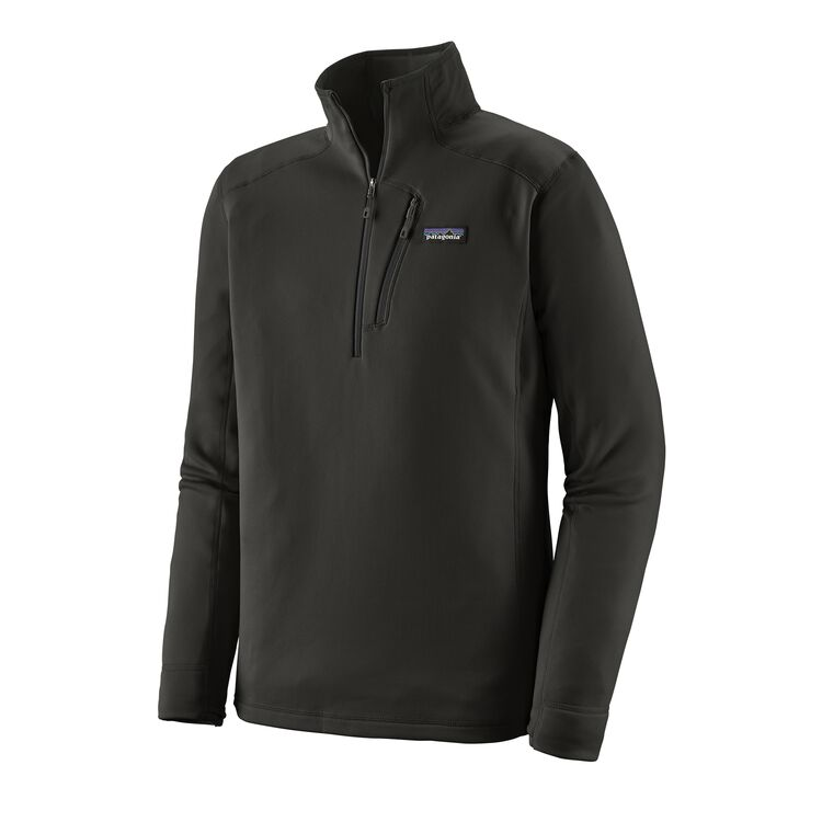M'S CROSSTREK 1/4 ZIP, Black (BLK)