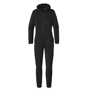 ウィメンズ・キャプリーン・サーマルウェイト・ワンピース・スーツ, Black (BLK)
