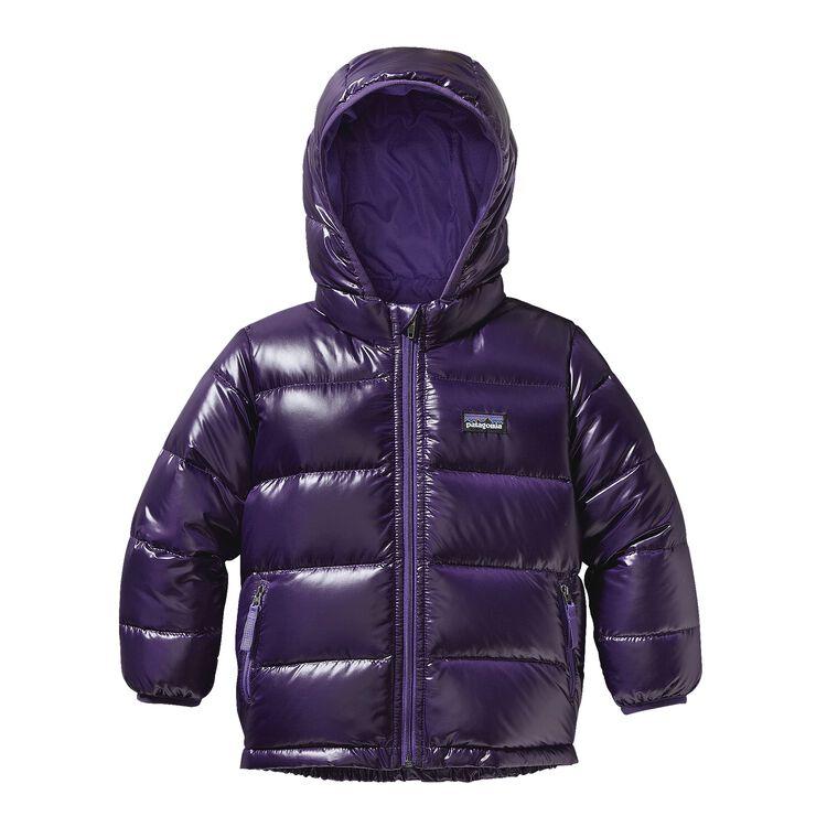 BABY HI-LOFT DOWN SWEATER HOODY, Tempest Purple (TMPL)