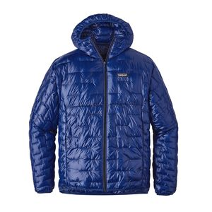 M's Micro Puff® Hoody, Viking Blue (VIK)