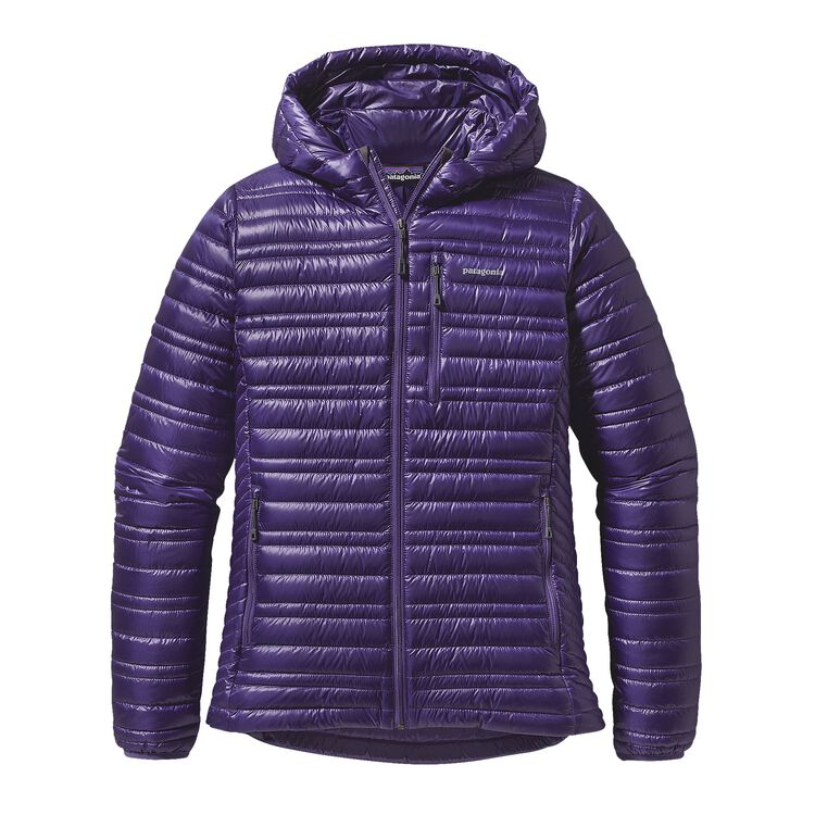 W'S ULTRALIGHT DOWN HOODY, Concord Purple (CNCP)