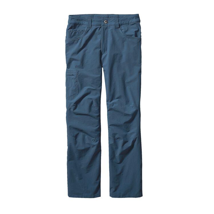 M'S QUANDARY PANTS - REG, Glass Blue (GLSB)