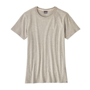 W's Clean Color Tee, Clean Pomegranate Grey (CPNG)