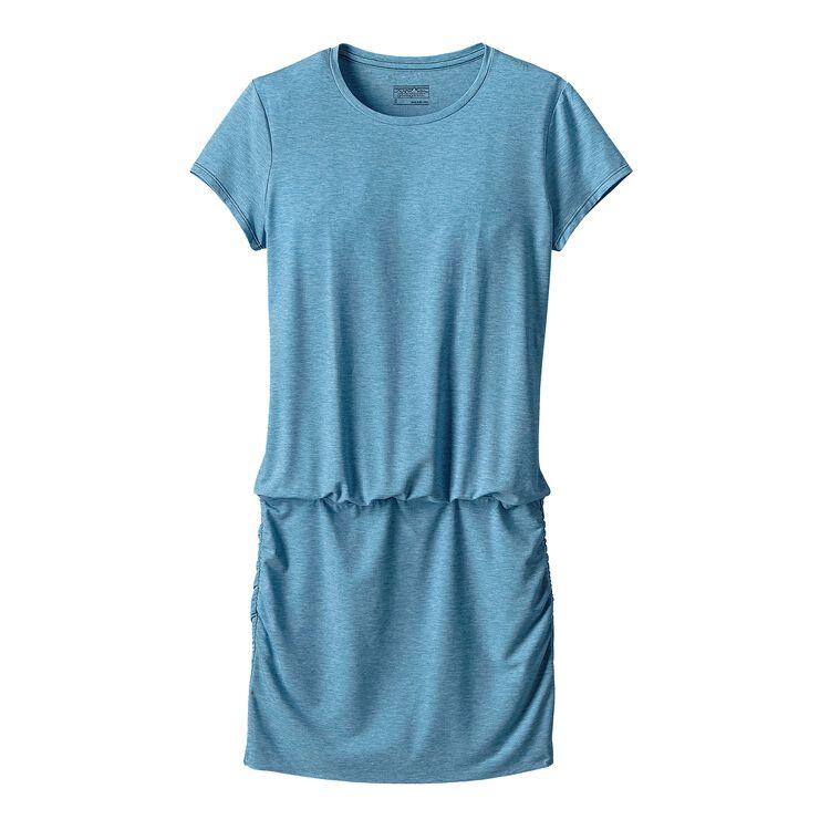 ウィメンズ・グロリア・ドレス, Big Sur Blue (BSRB)