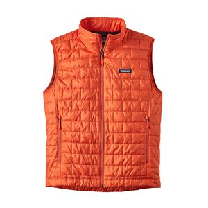 M's Nano Puff® Vest, Paintbrush Red (PBH)