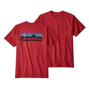 メンズ・P-6ロゴ・ポケット・レスポンシビリティー, Static Red (STTR)