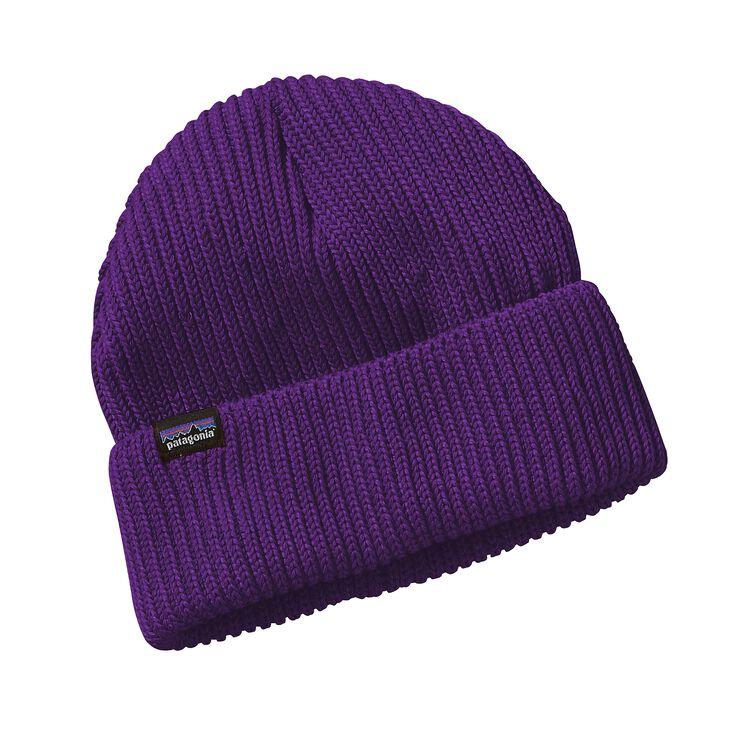 フィッシャーマンズ・ロールド・ビーニー, Purple (PUR)